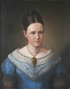 Margaret Tringham, wife of Charles Tringham a Wellington architect, (he designed Plimmer House). Her father, Dr John Bennett, was the first Registrar-General in New Zealand.