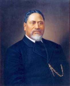 Nireaha Tamaki was born at Te Pakawau on the Manawatu River between 1835 and 1837. His father was Matu Tamaki, a descendant of high ranking Rangitane and Hamua; His mother, Maraea Te Hungatai, also known as Reikura, was a woman of rank descended from both Kahungunu and Rangitane. At different times in his life he lived at Palmerston North, Tahoraiti (Dannevirke), Masterton, Ngawapurua (Woodville) and Te Hawera (Hamua).